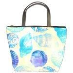 Seashells Bucket Bags Front