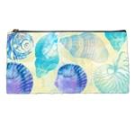 Seashells Pencil Cases Front