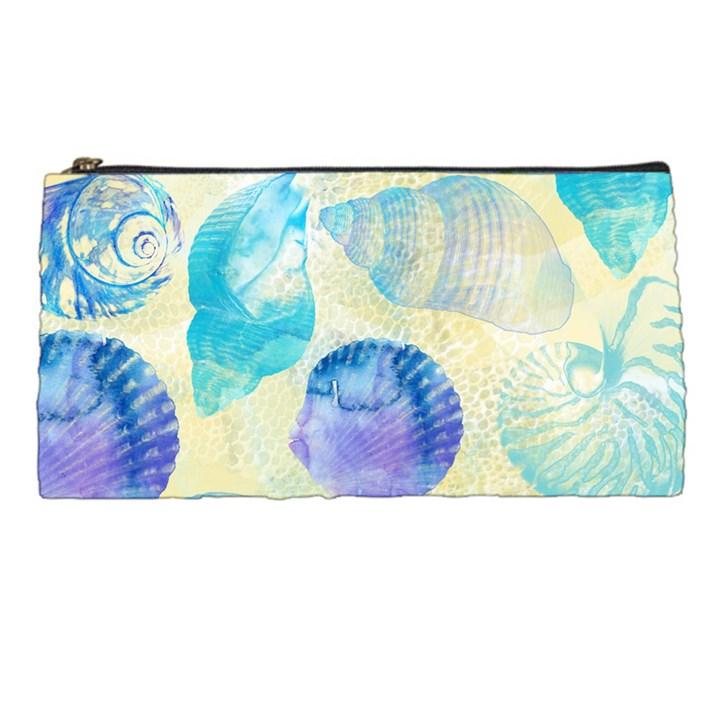 Seashells Pencil Cases