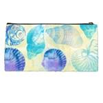 Seashells Pencil Cases Back