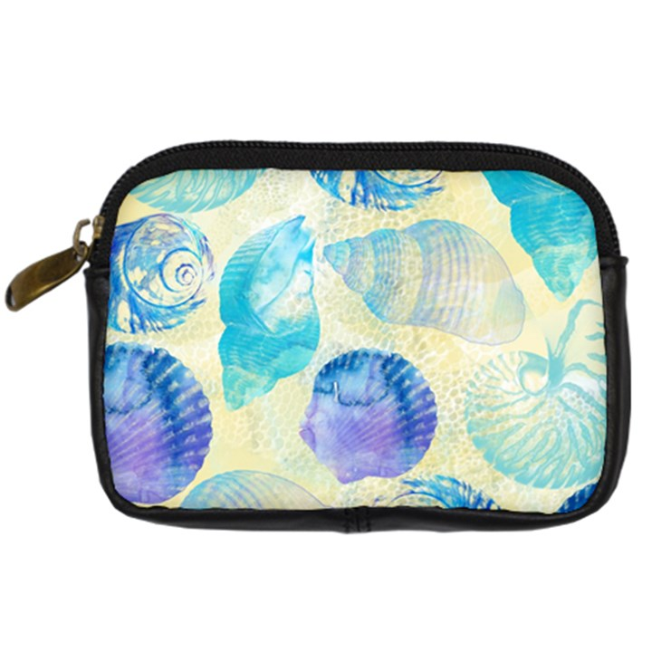 Seashells Digital Camera Cases