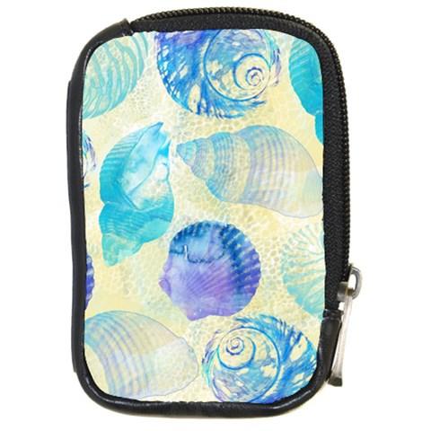 Seashells Compact Camera Cases
