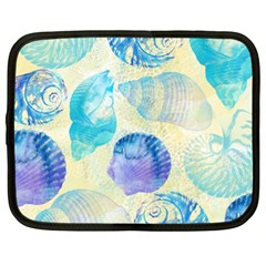 Seashells Netbook Case (XL)