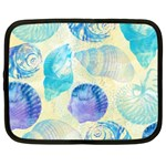 Seashells Netbook Case (XXL)  Front