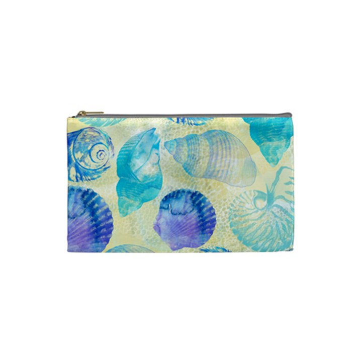 Seashells Cosmetic Bag (Small)