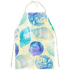 Seashells Full Print Aprons