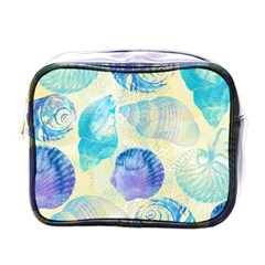 Seashells Mini Toiletries Bags