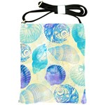 Seashells Shoulder Sling Bags Front