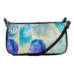 Seashells Shoulder Clutch Bags Front