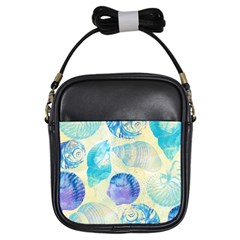 Seashells Girls Sling Bags