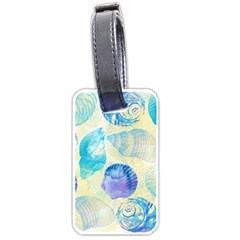 Seashells Luggage Tags (Two Sides)