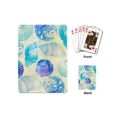 Seashells Playing Cards (Mini)
