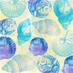 Seashells Storage Stool 12   Left