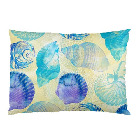 Seashells Pillow Case (Two Sides)