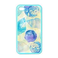 Seashells Apple Iphone 4 Case (color)