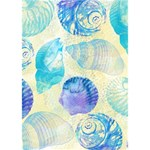 Seashells BOY 3D Greeting Card (7x5) Inside