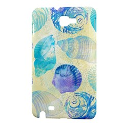 Seashells Samsung Galaxy Note 1 Hardshell Case