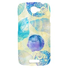 Seashells HTC One S Hardshell Case