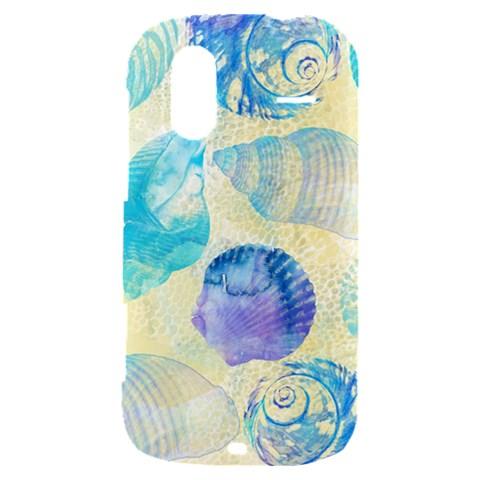 Seashells HTC Amaze 4G Hardshell Case