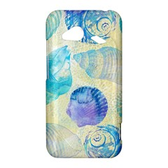 Seashells HTC Droid Incredible 4G LTE Hardshell Case