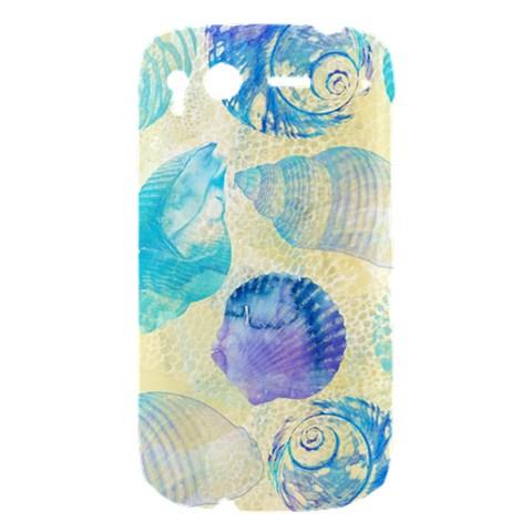Seashells HTC Desire S Hardshell Case