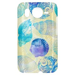 Seashells HTC Desire HD Hardshell Case