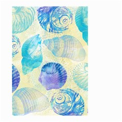 Seashells Small Garden Flag (Two Sides)