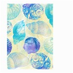 Seashells Large Garden Flag (Two Sides) Back