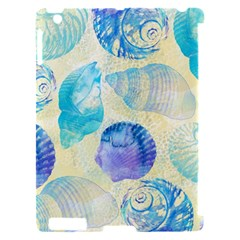 Seashells Apple iPad 2 Hardshell Case (Compatible with Smart Cover)
