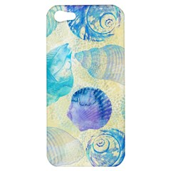 Seashells Apple iPhone 5 Hardshell Case