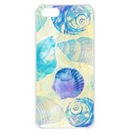 Seashells Apple iPhone 5 Seamless Case (White) Front