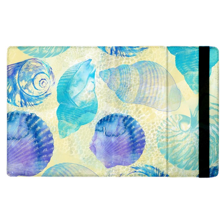 Seashells Apple iPad 3/4 Flip Case
