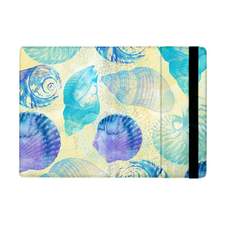 Seashells Apple iPad Mini Flip Case