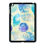 Seashells Apple iPad Mini Case (Black) Front