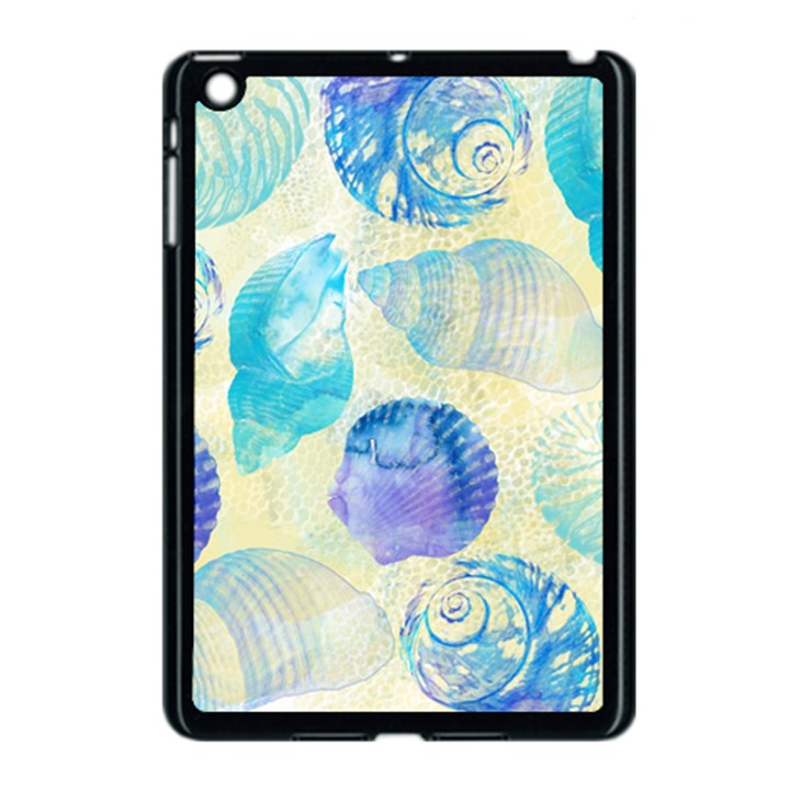 Seashells Apple iPad Mini Case (Black)
