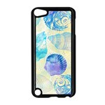 Seashells Apple iPod Touch 5 Case (Black) Front