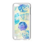 Seashells Apple iPod Touch 5 Case (White) Front