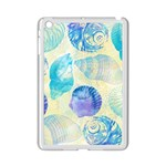 Seashells iPad Mini 2 Enamel Coated Cases Front