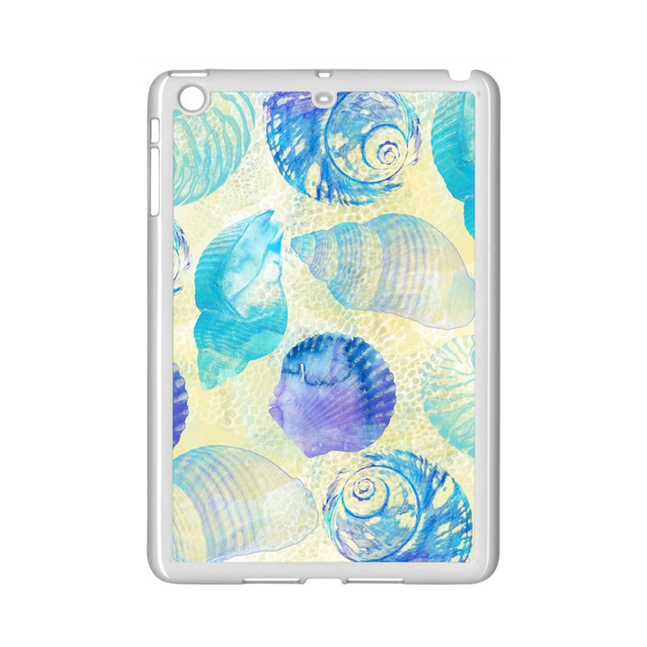 Seashells iPad Mini 2 Enamel Coated Cases