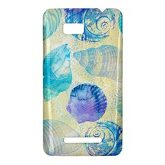 Seashells HTC One SU T528W Hardshell Case