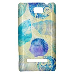 Seashells HTC 8S Hardshell Case