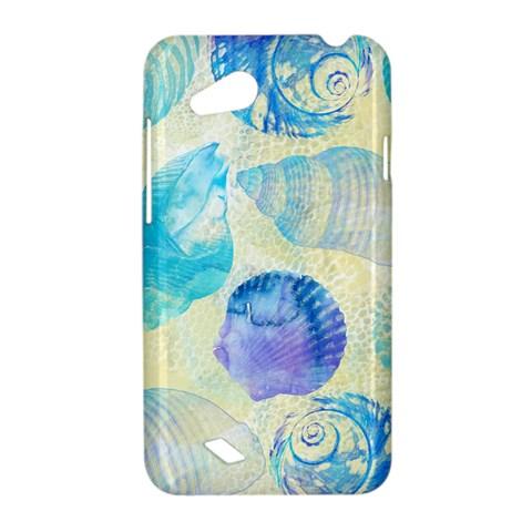 Seashells HTC Desire VC (T328D) Hardshell Case