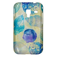 Seashells Samsung Galaxy Ace Plus S7500 Hardshell Case