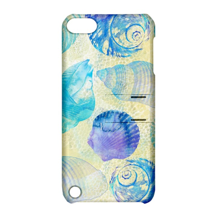 Seashells Apple iPod Touch 5 Hardshell Case with Stand