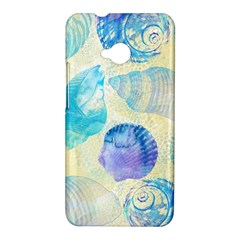 Seashells HTC One M7 Hardshell Case