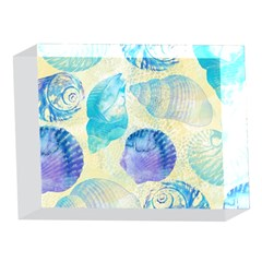 Seashells 5 x 7  Acrylic Photo Blocks
