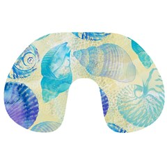 Seashells Travel Neck Pillows