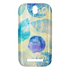 Seashells HTC One SV Hardshell Case