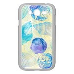 Seashells Samsung Galaxy Grand DUOS I9082 Case (White) Front