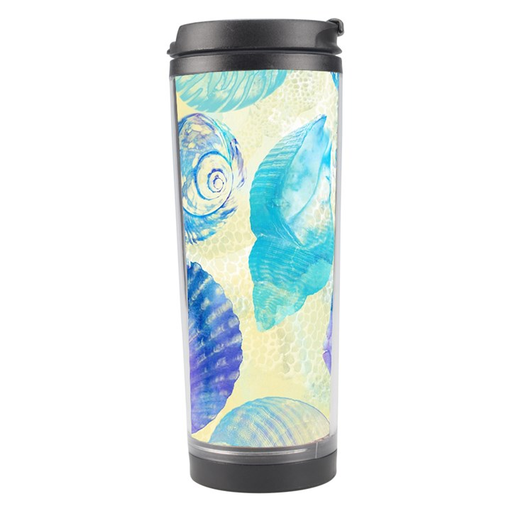 Seashells Travel Tumbler